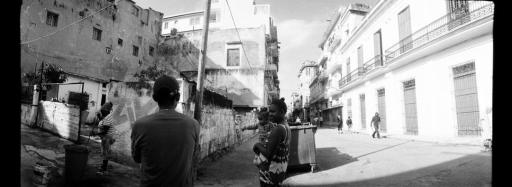 Anyelo Troya. Panoramas de La Habana.
