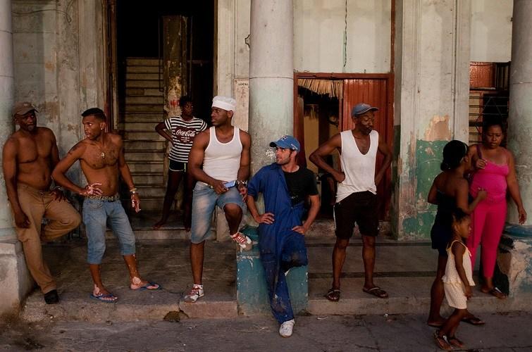 Marcelo Caballero. Un apuro lento (La Habana). Portada.