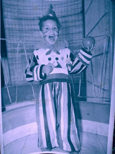 Oriente López niño / Foto: Cortesía del entrevistado