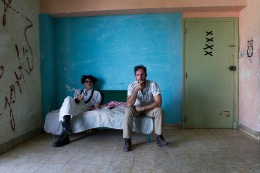Gorky y Renai de PPR / Foto: Dahian Cifuentes