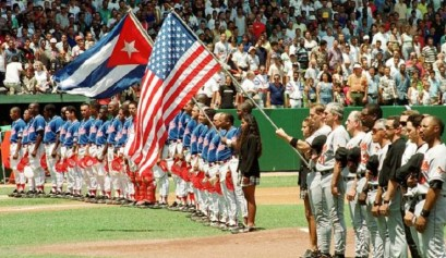 Encuentro Cuba y Baltimore