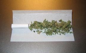 Cigarrillo de marihuana / Foto: Wikipedia Commons