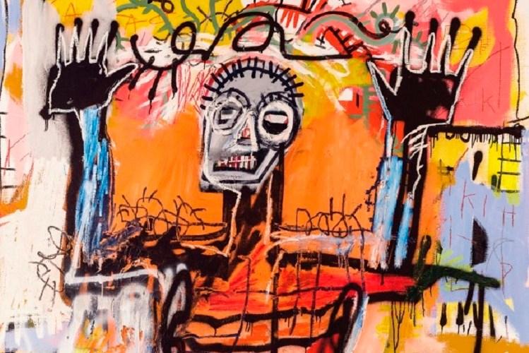 Obra de Jean-Michel Basquiat