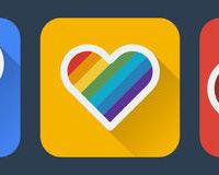 iconos gay