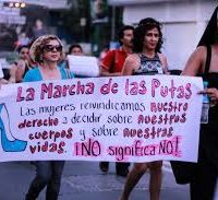 MARCHA DE LAS PUTAS