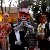 Y aquí algunos de los personajes que más revuelo causaron la nocehe de ayer !felices fiestas!