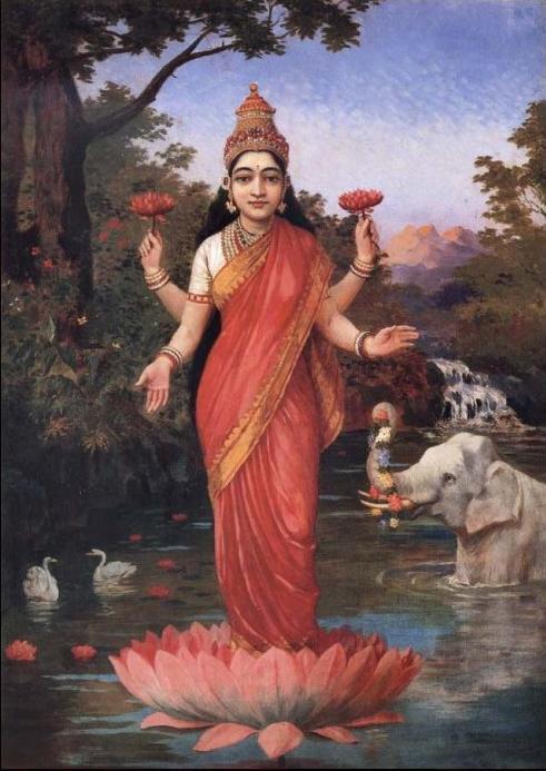 Lakshmi. Wikipedia.