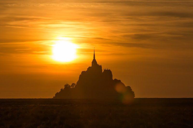 Monte St Michel / Pixabay