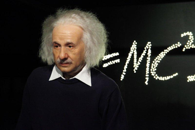 Albert Einstein / Public Domain