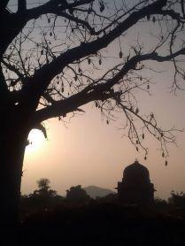 Pôr-do-Sol em Mandu