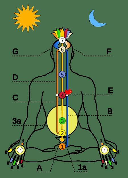 Upanishad Yoga-kundalini / Wikipedia