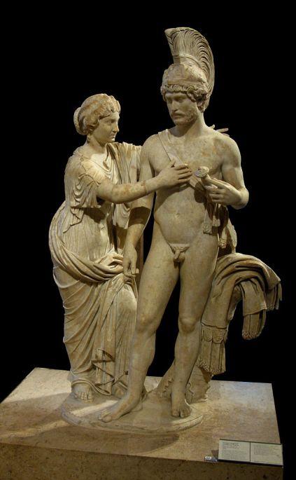 Venus e Marte - Museu do Louvre