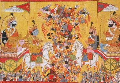 Mahabharata, a grande epopeia da Índia