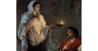 """""""Florence Nightingale: A dama da lâmpada"""""""