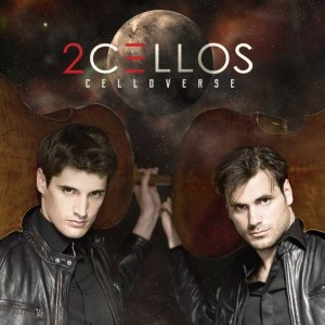 2Cellos - Celloverse - Album Cover - Standard-66605070
