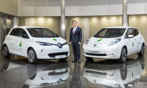 Aliança Renault Nissan vendeu o seu 250.000º veiculo electrico