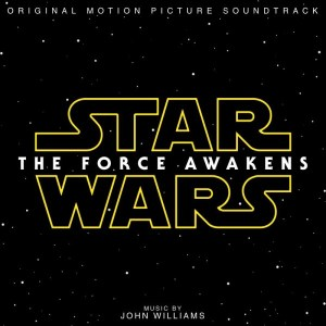 Star Wars The Force Awakens - Cover