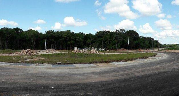 Avances de la Primera Etapa del Parque Industrial de Quintana Roo