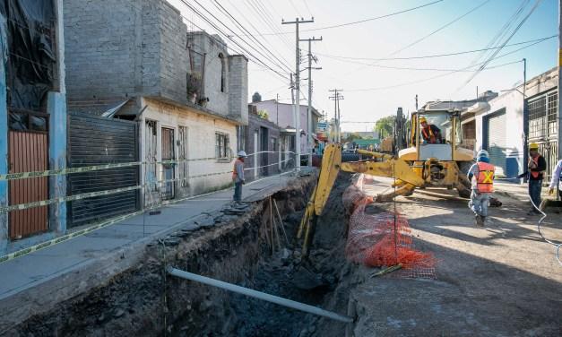 Supervisan infraestructura urbana en Querétaro