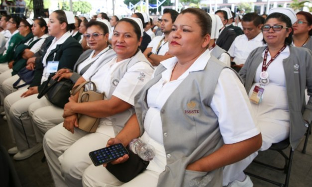 Este año el ISSSTE entregará cuatro nuevos hospitales