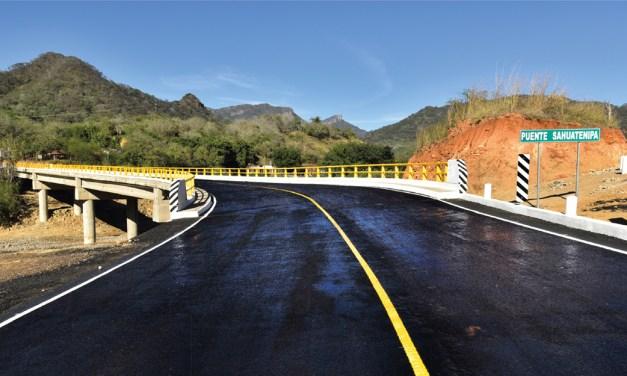 Entregan Infraestructura Carretera en Durango