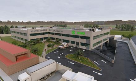 En 2021 estará listo el nuevo Hospital General de Cuajimalpa