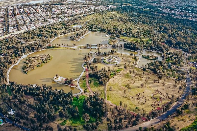 Rehabilitación del Bosque de San Juan de Aragón en la Ciudad de México