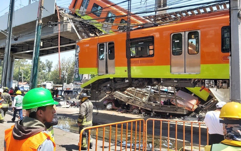 Anuncian inicio de los trabajos de reconstrucción de la Línea 12 del Metro