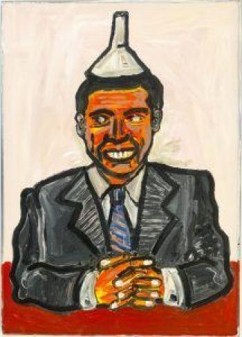 qué es el arte outsider Sergio Muro