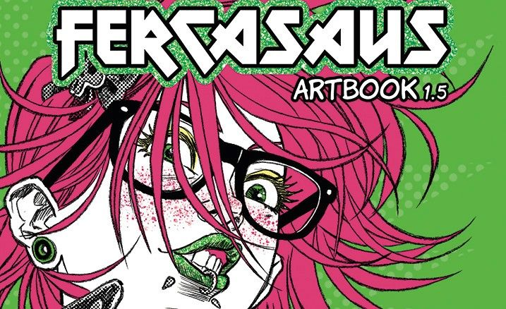 Fercasus. Ilustración publicada en las redes sociales del artista