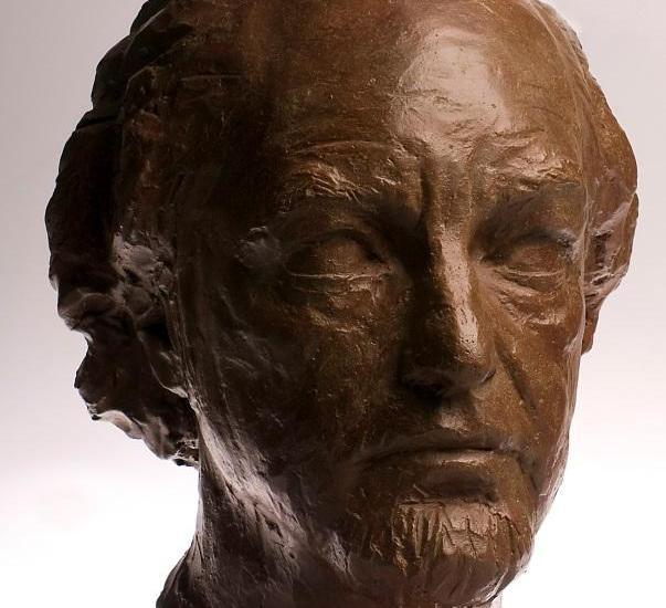 escultor Alberto Marín Gómez