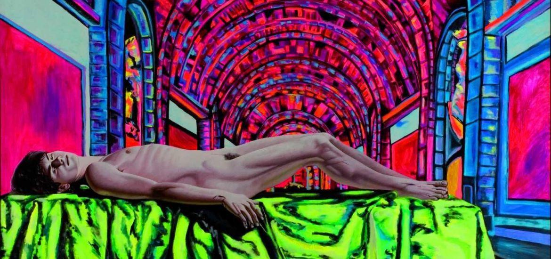 Cristo yacente, serie del Valle de los Caídos (1982-1987)