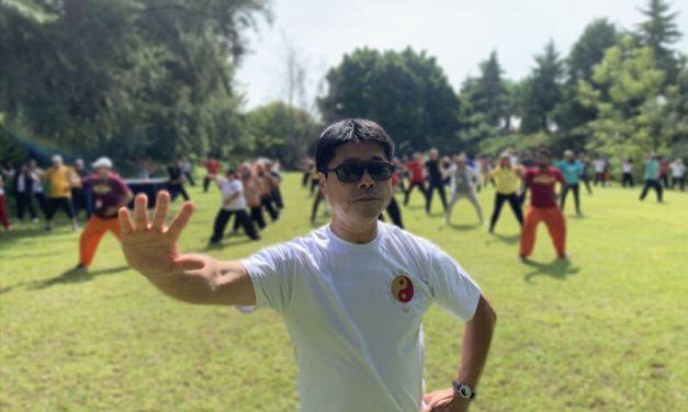 G.M. Peng You Lian impartió Tai Chi y Qi Gong en México