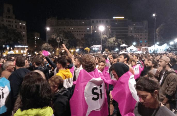 1 de Octubre 2017. El día que el Estado Español expulsó a Catalunya.