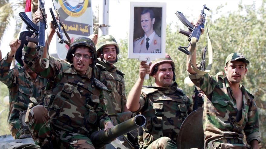 El 90 por ciento del territorio sirio ya está libre de terroristas.