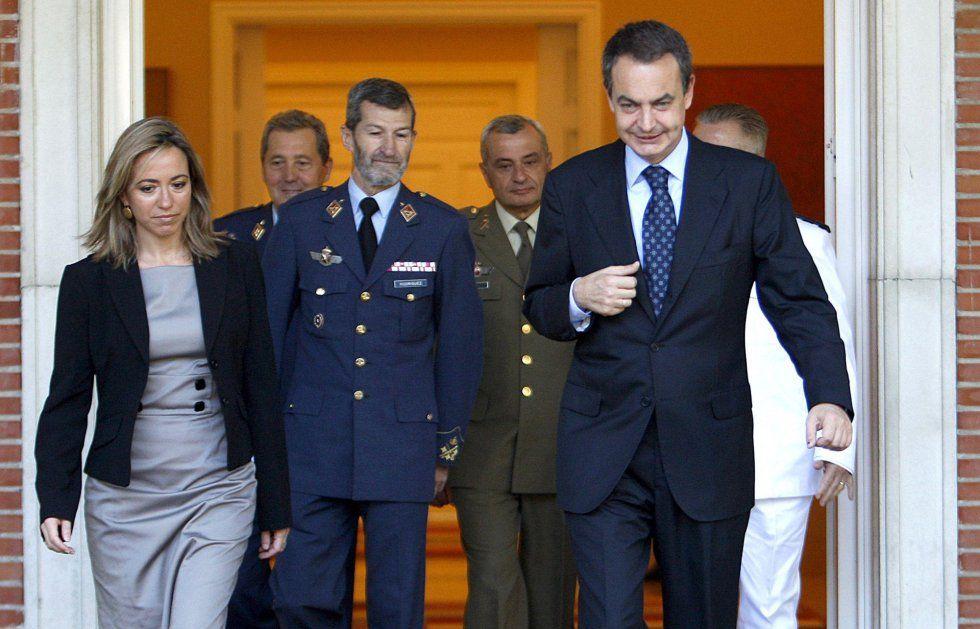 """Julio Rodríguez candidato de la lista unitaria de """"pablistas"""" y """"errejonistas"""" en Madrid."""