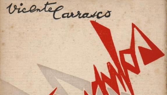 Vicente Carrasco: La poesía como arma de resistencia.