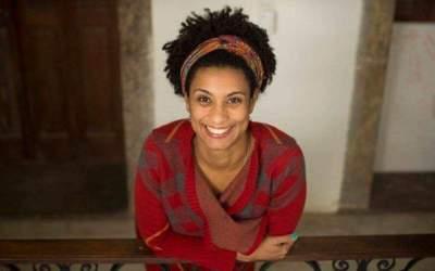 Marielle Franco concejala de Río de Janeiro, socióloga. Una esperanza cortada por las balas.