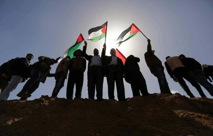 Día de La tierra Palestina.