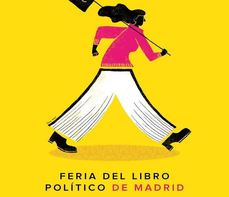 Crowdfunding: Feria del libro político.