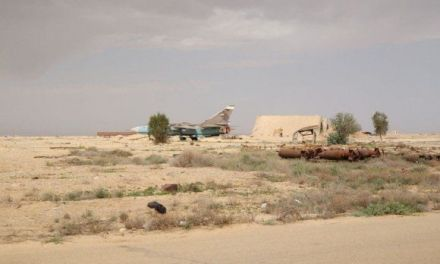 Israel bombardea base en Siria y DAESH la asalta justo después en ataque combinado