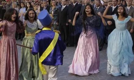Venezuela celebra hoy 208 años de su Independencia