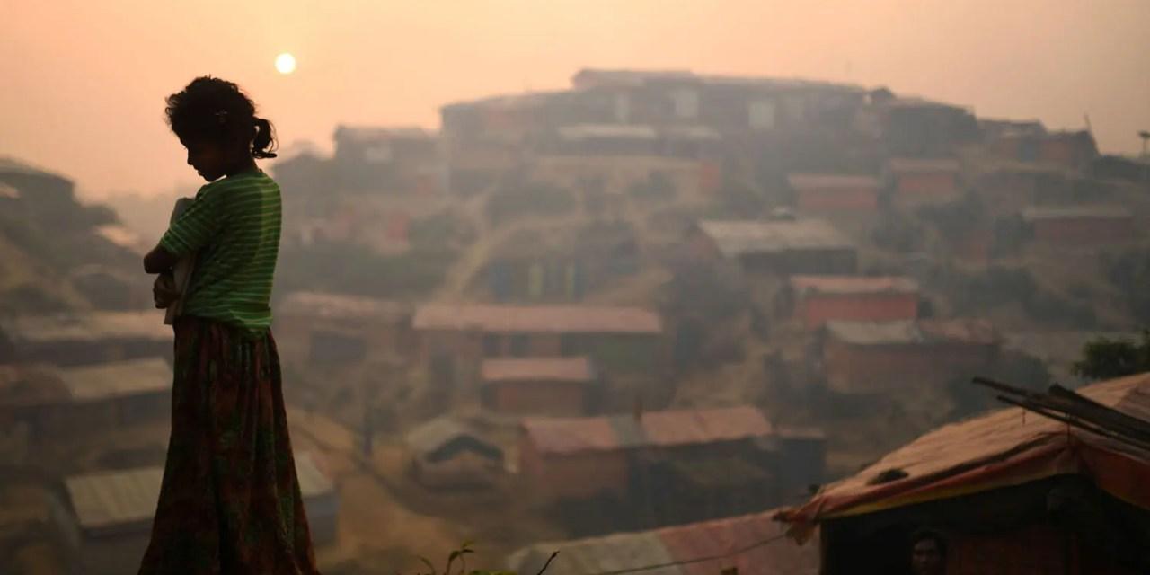 Los rohingyas, el pueblo sin estado.