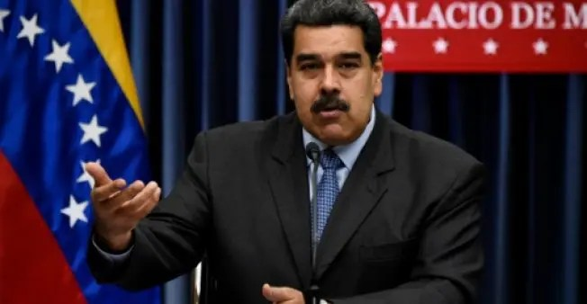 Venezuela: Rueda de Prensa de Nicolás Maduro ante la visita a China.