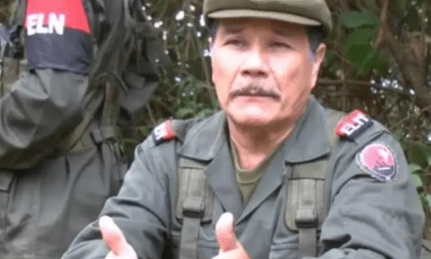 "Circular roja emitida por Interpol a alias ""Gabino"" jefe del ELN es un ultimátum a diálogos de paz."