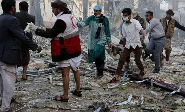 Yemen: El genocidio olvidado. Charla en Bilbo.