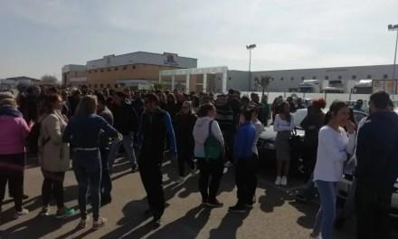 Victoria de la huelga de la plantilla de Procavi-Adecco en Marchena, Sevilla