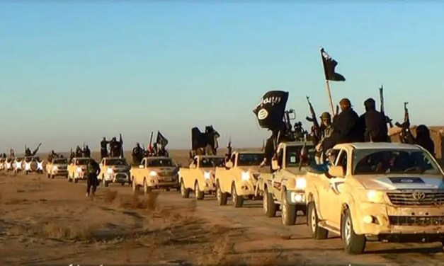 El califato de Daesh ya estaba derrotado