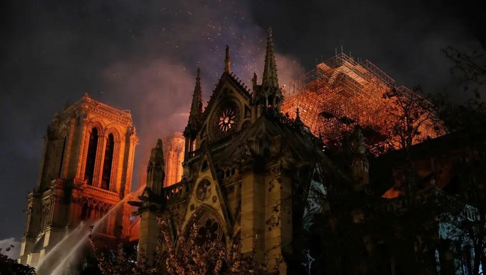 Notre Dame de París: De nuevo el falso dilema