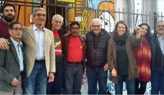 Declaración del Encuentro de Partidos Comunistas de Suramérica